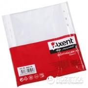 Folie A5 transparenta Axent 40 mcm 100 buc 2005