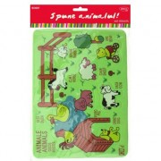 Set didactic - SD007 Spune animalul DACO