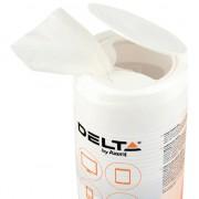 Servetele umede Delta pu LCD/TFT ecrane 100 buc.
