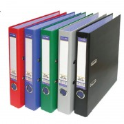 Biblioraft A4 Standard, 75 mm, PVC