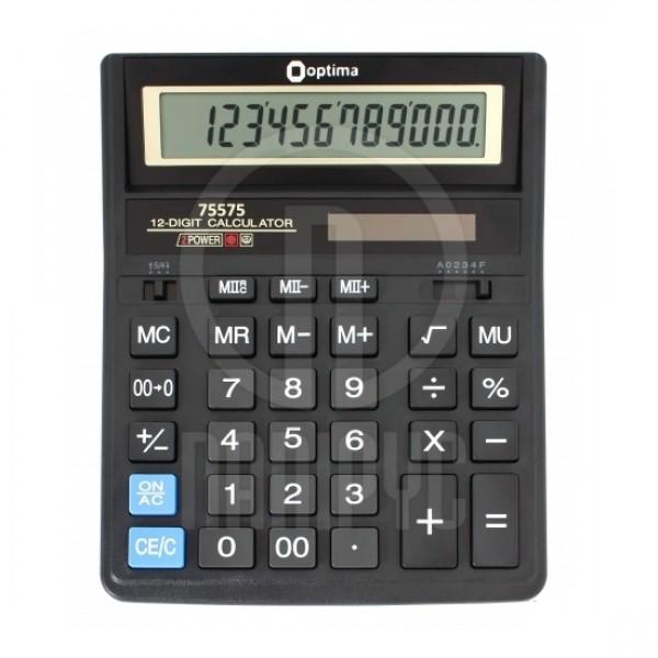 calculator optima 12 cifre tip 888 155x205 mm