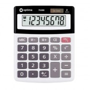 Calculator Optima 8 cifre 120x105x26 mm