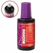 Tus pentru stampila Kores 28 ml violet 71348