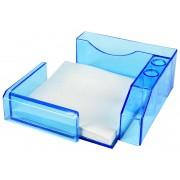 Suport pentru birou din plastic cu hirtie D 3012
