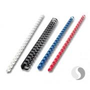 Spirală pentru broșurare Forpus 20 mm, 175 foi, 100 buc.