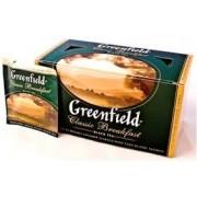 Ceai negru Greenfield Classik Breakfast 2 gr x 25 plic.