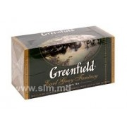 Ceai negru Greenfield Earl Grey Fantasy 2 gr x 25 plic.