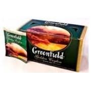 Ceai negru Greenfield Golden Ceylon 100 plic. pelicula