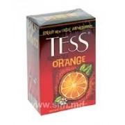 Ceai negru Tess Orange, 1.5 gr x 25 plic.