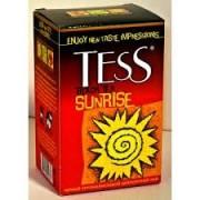 Ceai negru Tess Sunrise, 2gr x 25 plic.