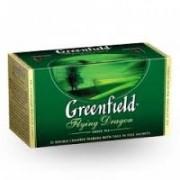 Ceai verde Greenfield Flying Dragon 2 gr x 25 plic.