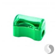 Ascuțitoare plastic cu container Memoris