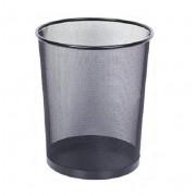 Urnă pentru oficiu rotundă, din metal 26.5 cm