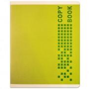 Caiet A5 96 file, copertă colorată, matematica