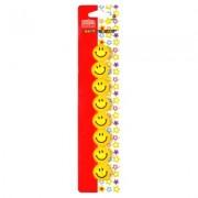 """Set de magneți colorați p/u tabla whiteboard """"Smile"""", 8 buc/set"""