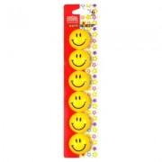 Set de magneți colorați p/u whiteboard 6 buc. 30mm