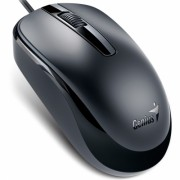Mouse Genius DX-120 Black,Optical 800dpi, USB