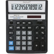 "Calculator Rebell 12 cifre, model ""888"", 155X205mm, negru"